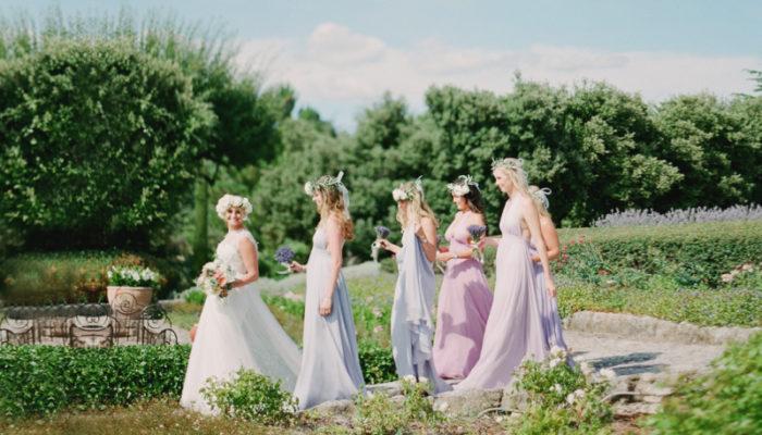 法國女人心中的浪漫婚禮畫面! 24張令人著迷的法式優雅婚攝作品!