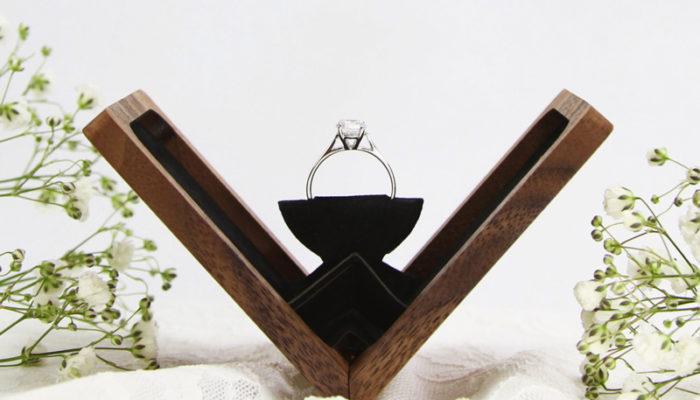 美到彷彿連鑽戒都增值的求婚神器! 14款浪漫時尚婚戒盒!