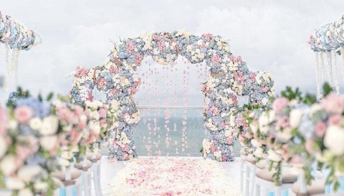 呼喚每顆少女心! 7個夢幻春季童話婚禮佈置主題!