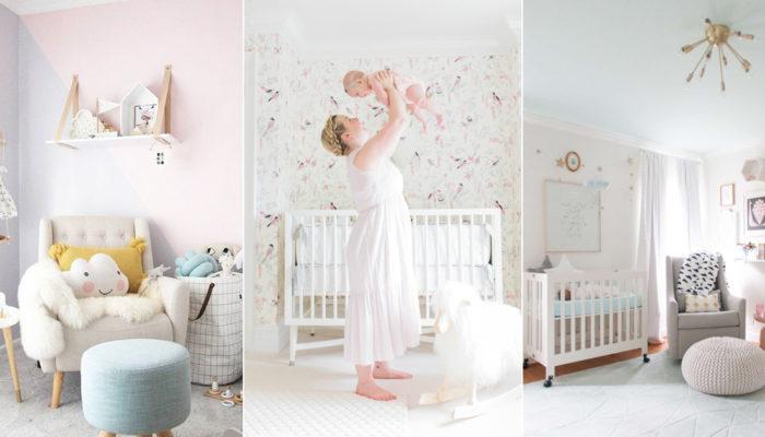 嬰兒房該如何佈置? 20個溫馨甜蜜設計靈感大公開!