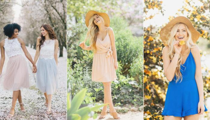 旅行風便服婚紗怎麼穿? 25種時尚休閒夏季便服婚紗造型!