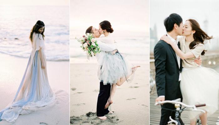 便服婚紗這樣穿就對了! 保證不失敗的6大浪漫夏季時尚穿搭潮流!