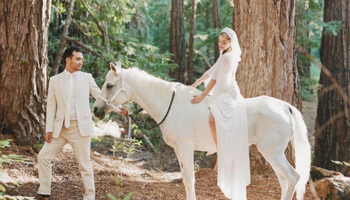 10場夢幻森林婚禮,帶妳感受大自然的雋永浪漫!