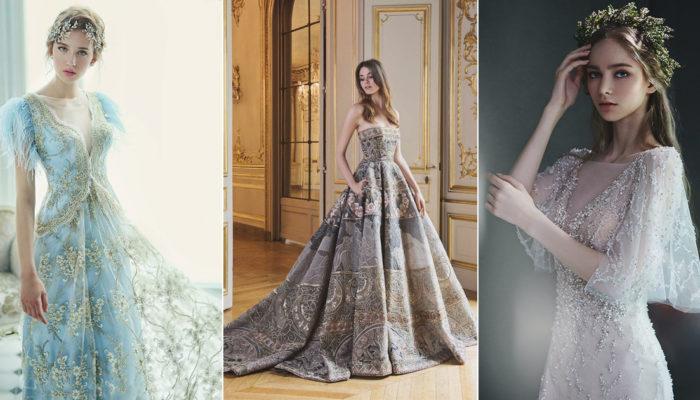 5大秋季婚紗潮流大公開,打造高貴典雅的皇室氣質