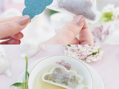 Cloud Shaped Tea Bags (5)