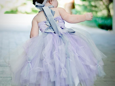 Lavender Tutu Dress