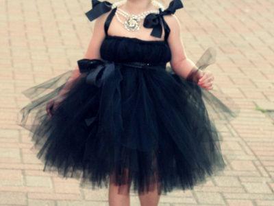 Audrey Hepburn Tutu Dress