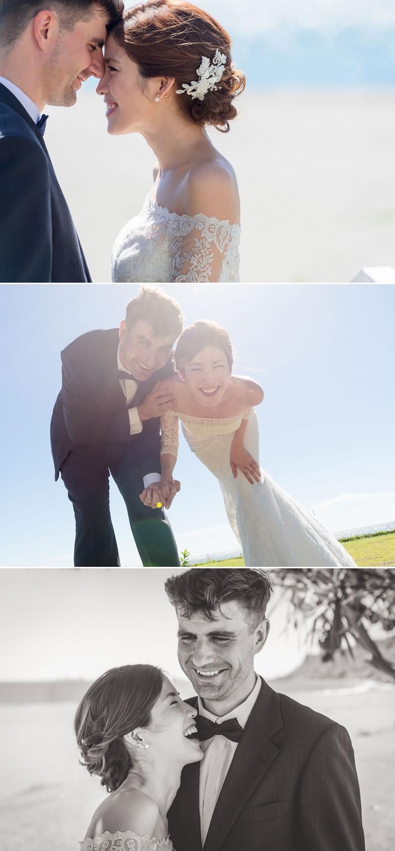 攝影師專訪|西子灣 海洋風 美式婚禮 戶外婚禮 - 婚攝 Roger Wu, Maggie & Jon