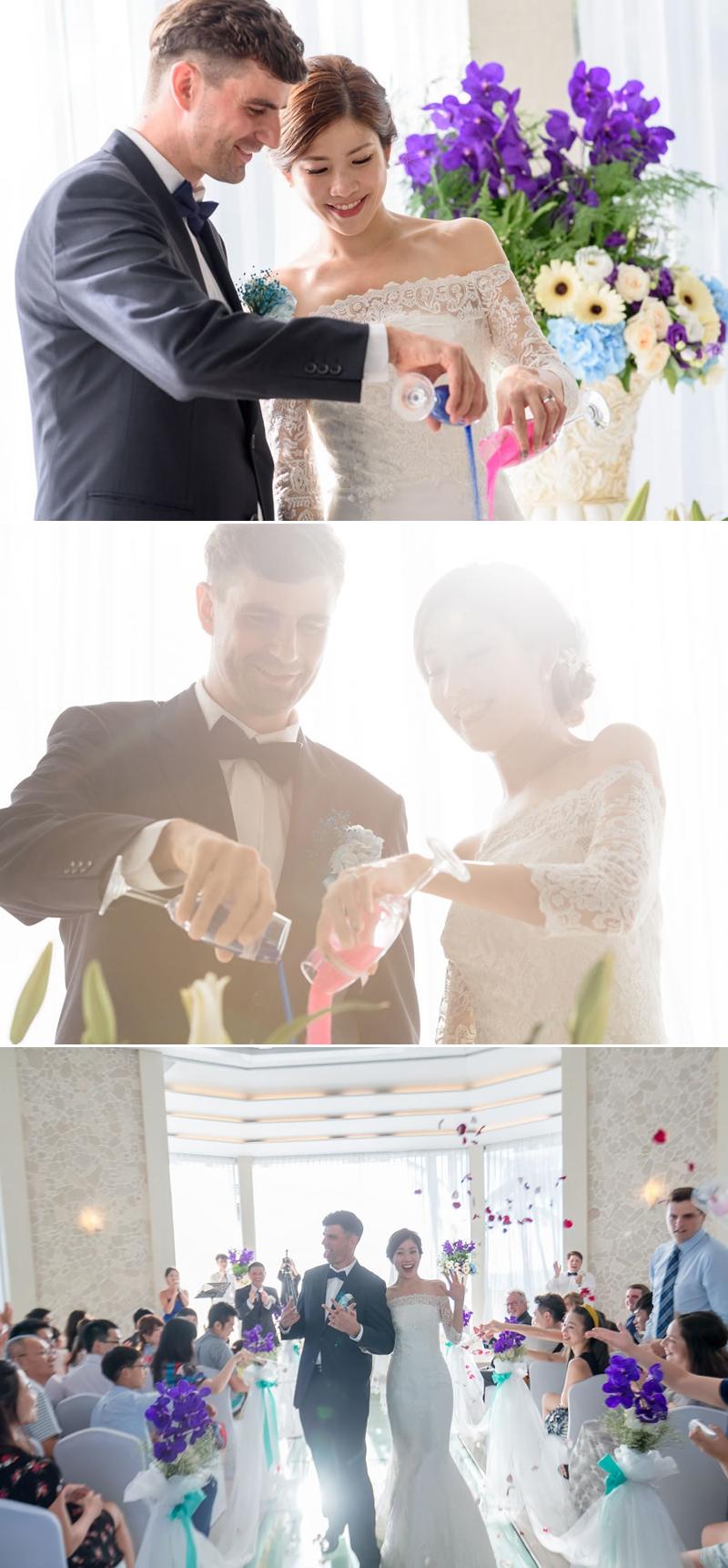 攝影師專訪|西子灣 海洋風 美式婚禮 戶外婚禮 - 婚攝 Roger Wu, Maggie & Jon 06