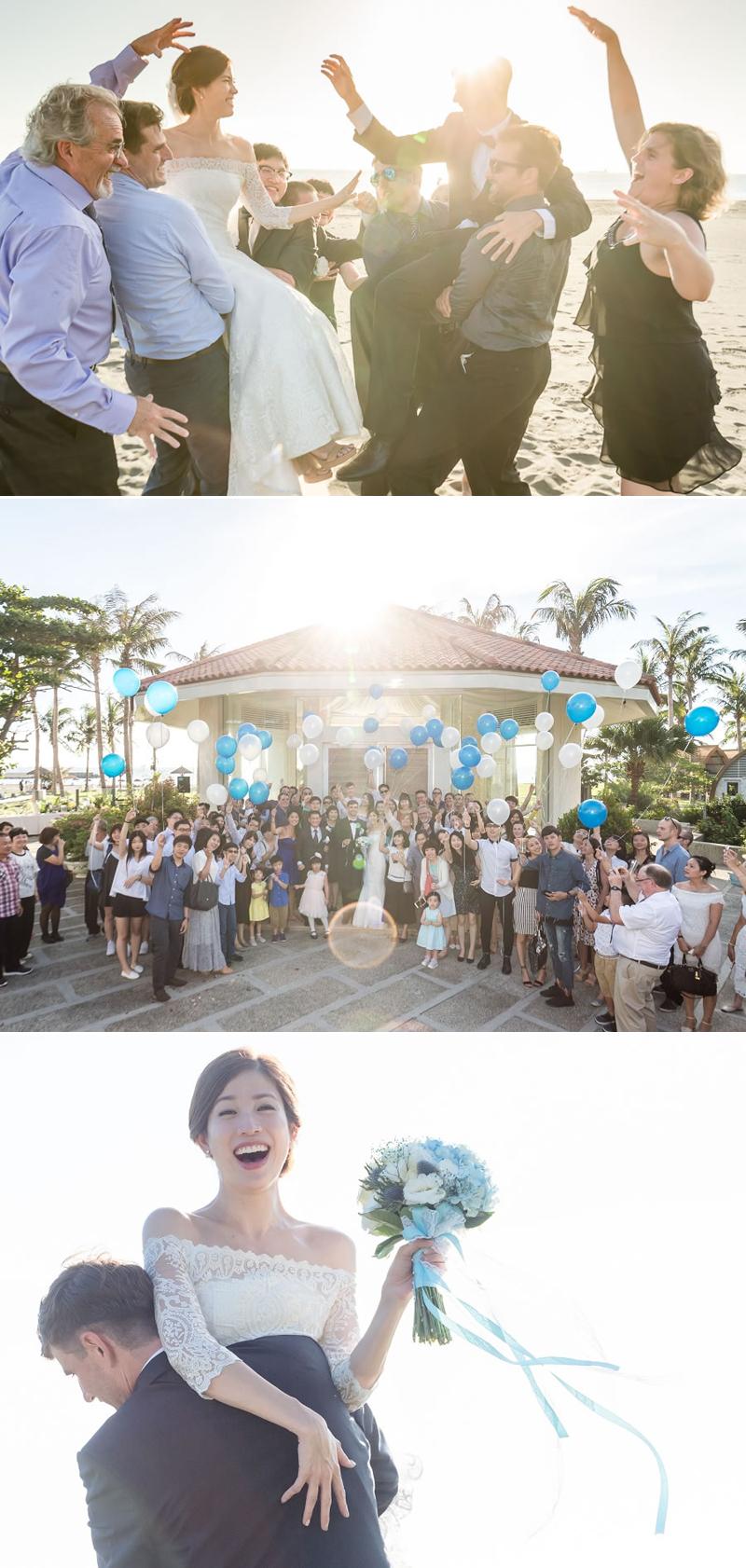 攝影師專訪|西子灣 海洋風 美式婚禮 戶外婚禮 - 婚攝 Roger Wu, Maggie & Jon 07