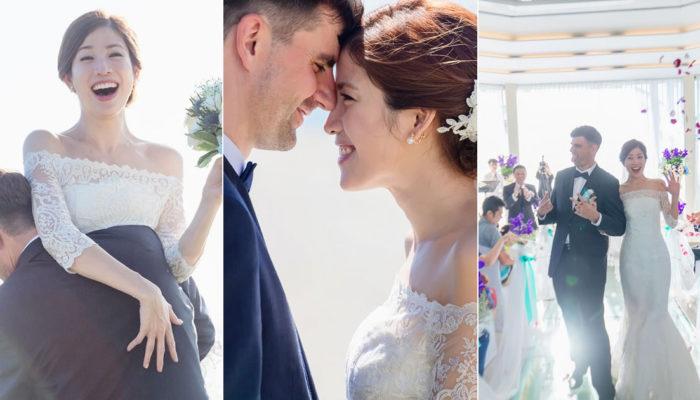結合中西文化的真愛冒險 – 深情西子灣海洋風婚禮 (Roger Wu 拍攝)