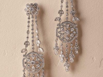 Brinda Chandelier Earrings