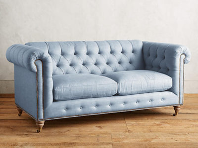 Chesterfield Petite Sofa