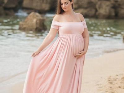 Maxi Pregnancy Dress