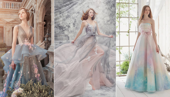 來自仙境的夢幻婚紗! 19件帶著魔法的童話嫁衣!