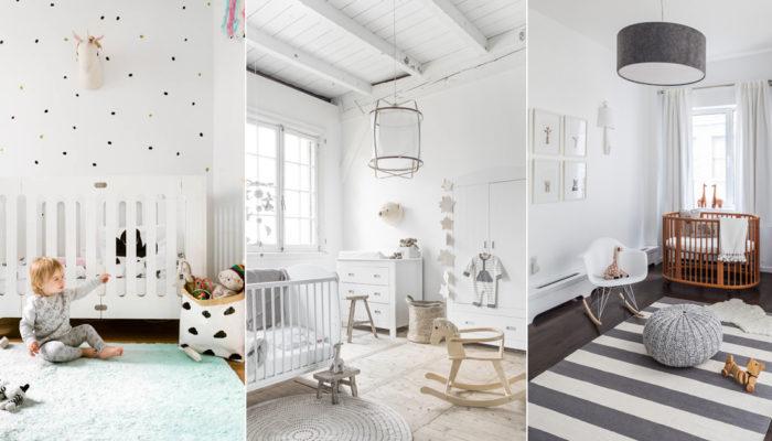 不分性別的嬰兒房佈置! 23個漂亮溫馨中性嬰兒房設計