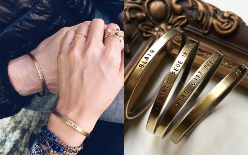 09-Brass bracelet