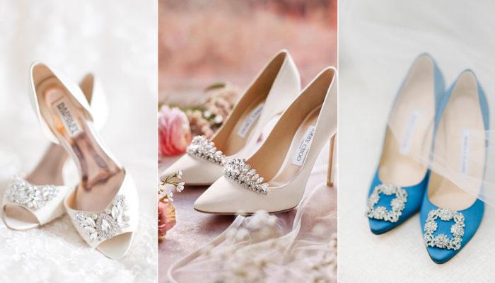 穿出腳背上的低調華麗! 10款2018年最流行的珠寶美鞋!