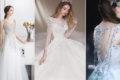 低調中的高貴氣息! 20件簡約與華麗完美結合的脫俗婚紗!