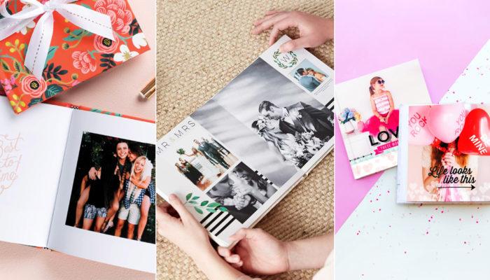 厚重傳統相本Out! 時尚新人最愛的DIY戀愛寫真書,創意質感大加分!