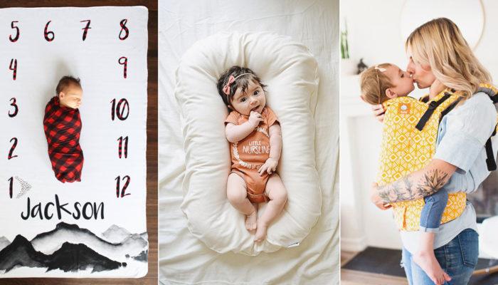 參加 Baby Shower 該準備什麼禮物? 15個超實用嬰兒洗禮派對好禮!