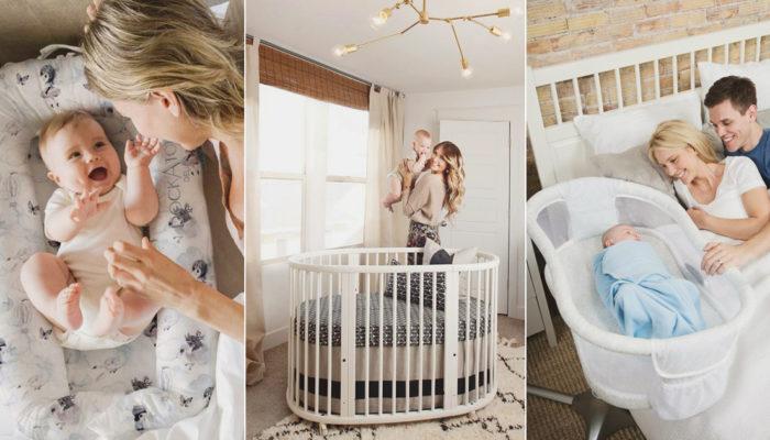 提高寶寶睡眠品質的秘密武器! 15個讓媽咪嬰兒都一夜好眠的必備用品!