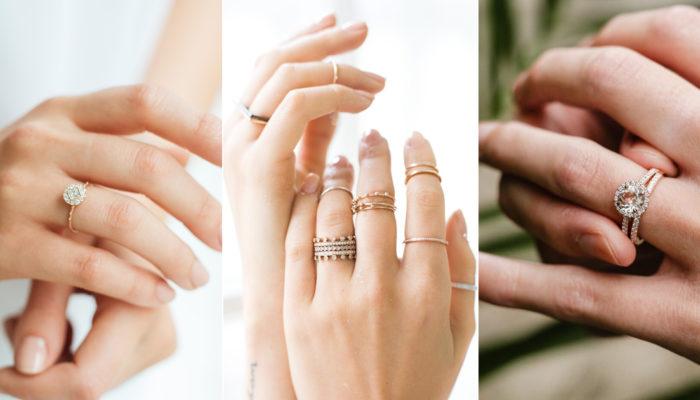 簡約時尚正流行! 6個摩登女孩最愛的婚戒品牌!