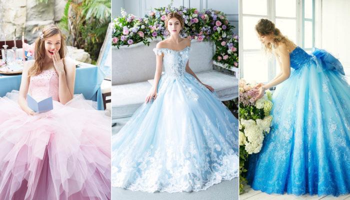 我的童話不是夢! 妳不可錯過的公主婚紗系列!