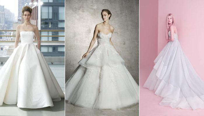 2019 年春季妳不可錯過的7大婚紗趨勢震撼來襲!