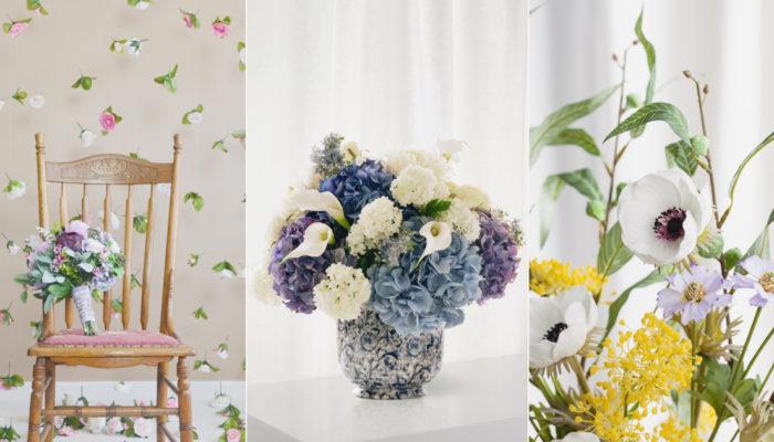 可保存留念的婚禮花藝! 36個栩栩如生的手造花卉藝術品!