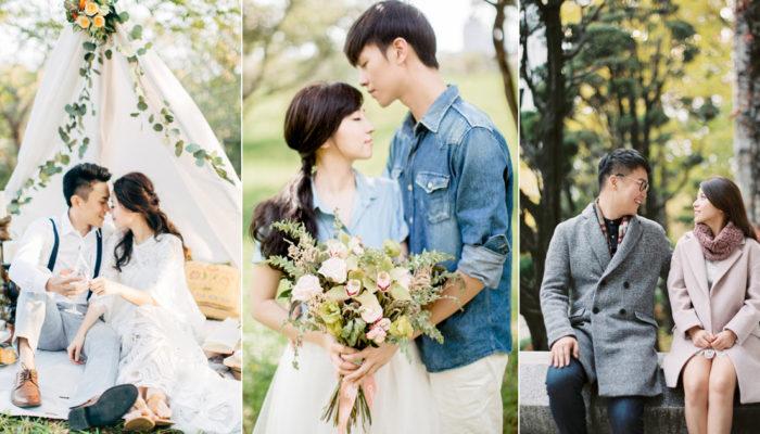 生活化婚紗照找誰拍? 7個擅長拍攝自然便服婚紗的優質台灣攝影團隊!
