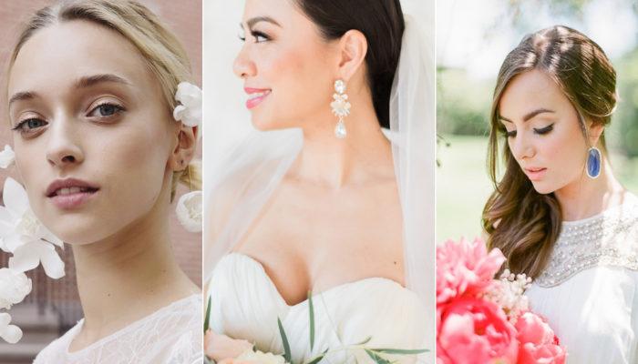 歐美火紅時髦新娘飾品! 誇張大耳環趨勢主流!