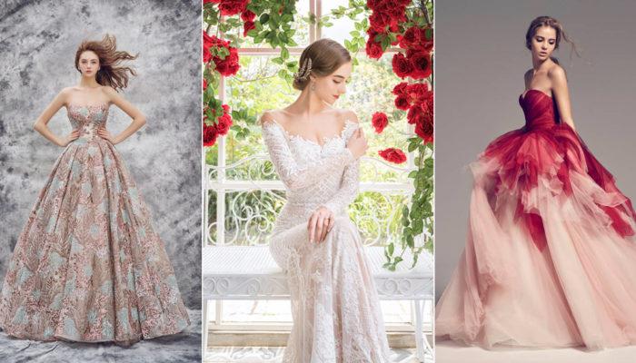 女神的婚紗首選! 6間時尚新娘必逛的台灣婚紗店!