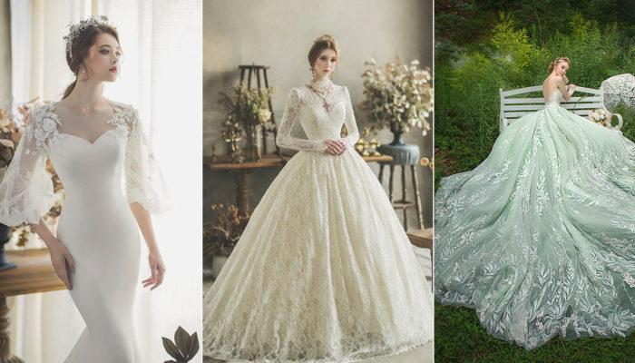 【2018 Praise Wedding 讀者最愛】- 最受歡迎絕美婚紗禮服!