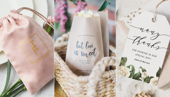 婚禮小物 DIY,創意包裝自己來! 26 種為小禮物大加分的包裝神器!