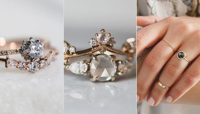 個性新娘的飾品首選 – 來自紐約的時尚珠寶品牌 Catbird!