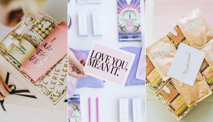 充滿驚喜的專屬禮盒! 禮物公司 BOXFOX 為妳訂製時尚好禮!