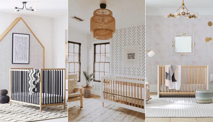 木質感大地色系打造高質感嬰兒房! 時尚爸媽必看的設計指南!