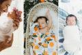 自然派新生兒寫真穿什麼? 5個IG瘋傳的寶寶生活照服裝潮流!
