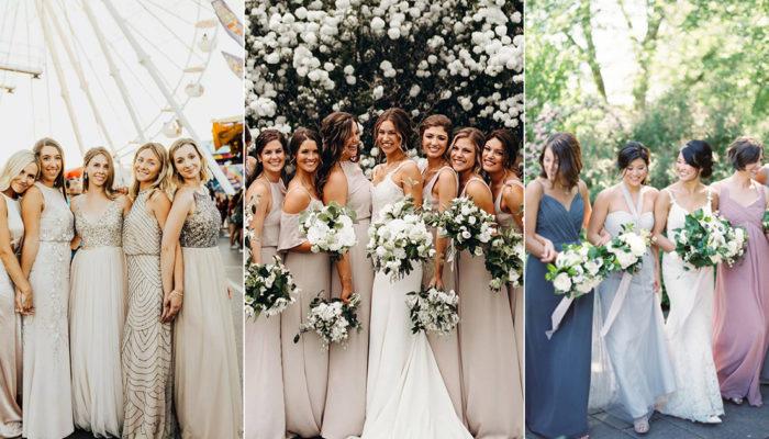 伴娘禮服在婚禮過後居然能再穿得到!妳不可錯過的時尚伴娘禮服推薦!