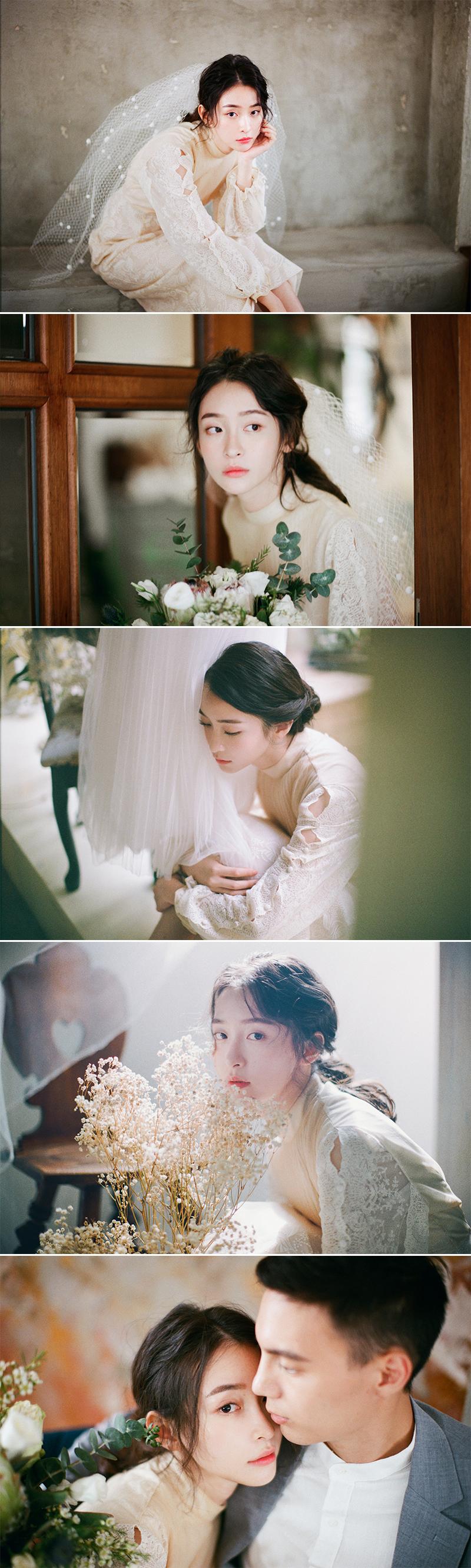 婚禮婚紗底片攝影師