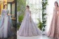 不可思議的奇妙中間色彩!17件挑戰夢幻感官的婚紗禮服!
