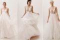 16件輕盈飄逸仙女系婚紗,舞動妳的浪漫情懷!