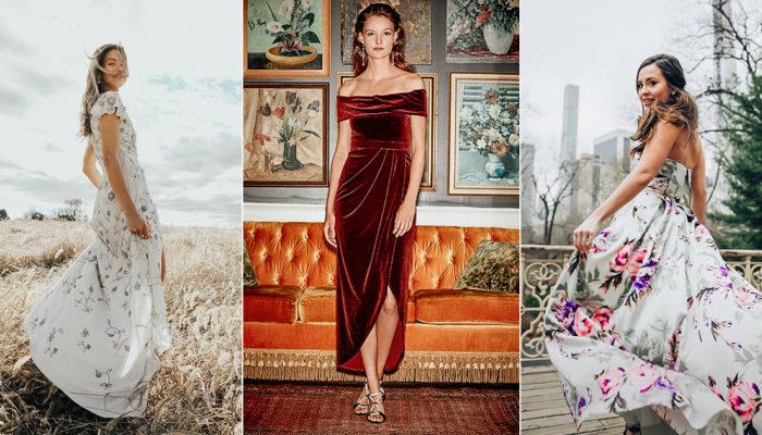參加婚禮穿什麼? 時尚女孩必掌握的2019春季婚禮賓客服裝指南