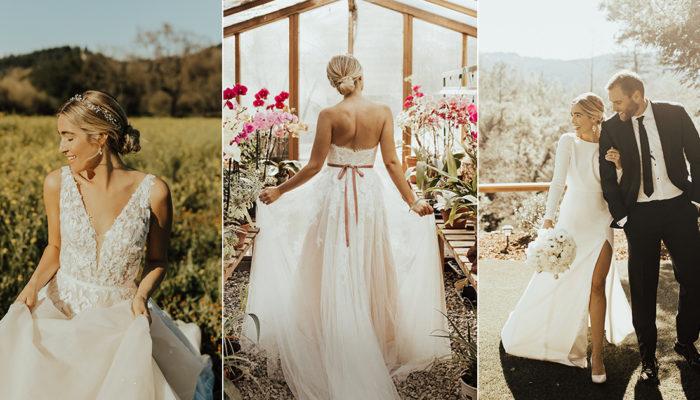 私奔婚禮少不了的浪漫禮服! 22件私奔婚紗穿出妳的柔情與奔放!