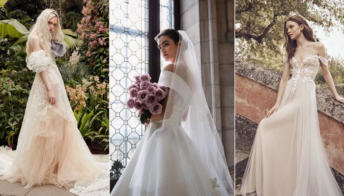 紐約婚紗週最美焦點 – 2020年春季必關注的五大婚紗品牌