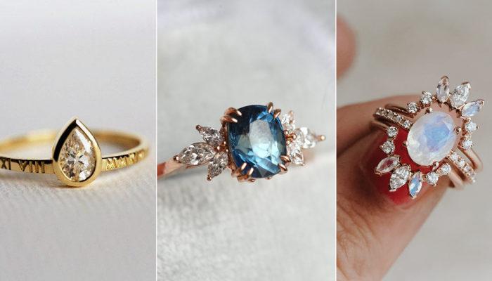 五大高人氣婚戒潮流來襲! 今年讓時尚女孩最想說Yes的求婚戒指款式
