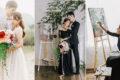畫家新娘的黑色系美式婚紗照, 反骨浪漫打造永恆畫作