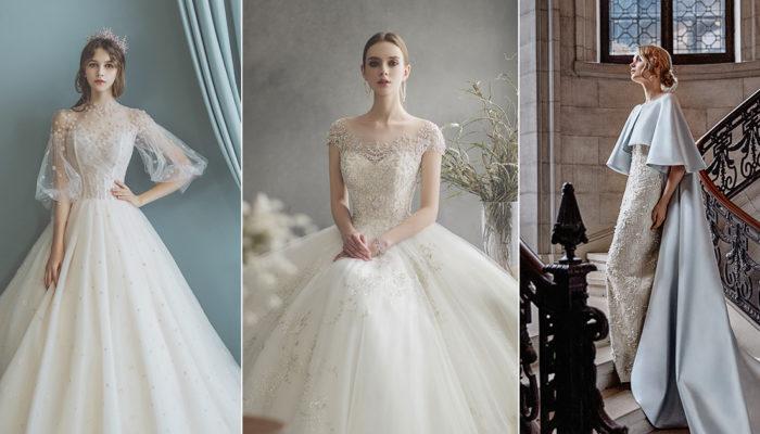 5種高詢問度婚紗風格 – 需求引領未來潮流!