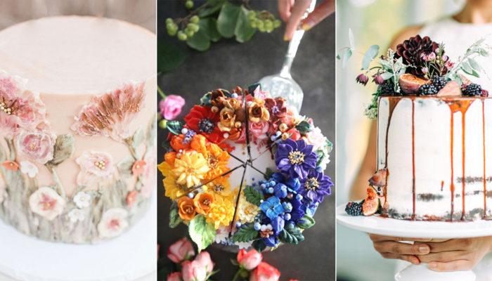西式婚禮蛋糕完整創意指南! 十大高人氣白色結婚蛋糕設計潮流